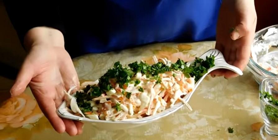 Самый вкусный салат с креветками. 7 очень вкусных и простых рецептов
