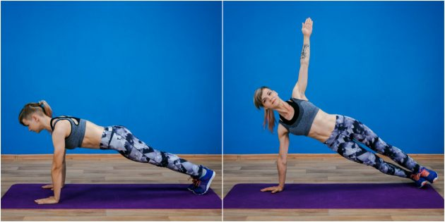 13 упражнений из йоги для исправления сколиоза