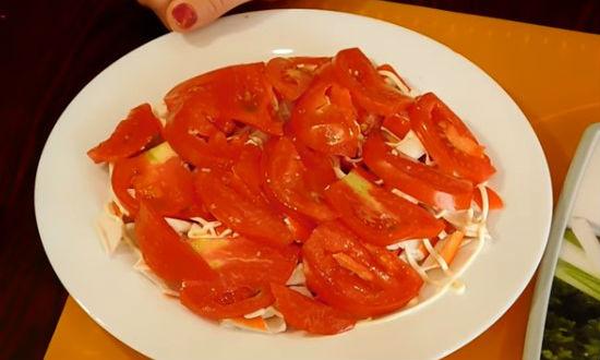 Салат с крабовыми палочками. 6 рецептов простых, быстрых и вкусных крабовых салатов за 5 минут
