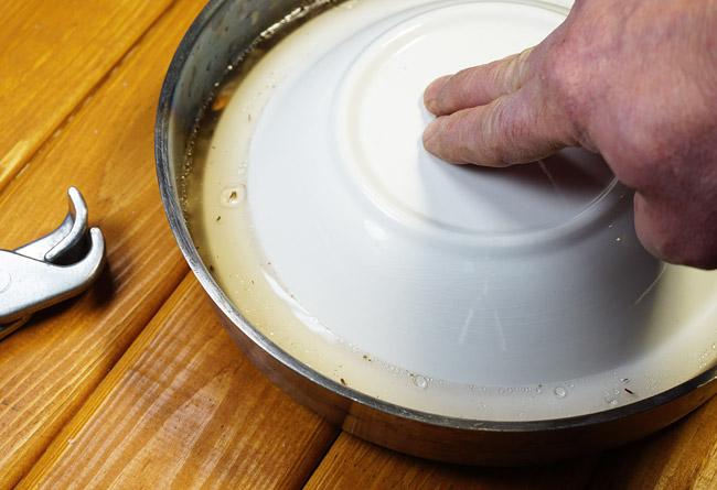 Как приготовить порцию плова в один приём