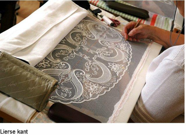 Секреты люневильской вышивки