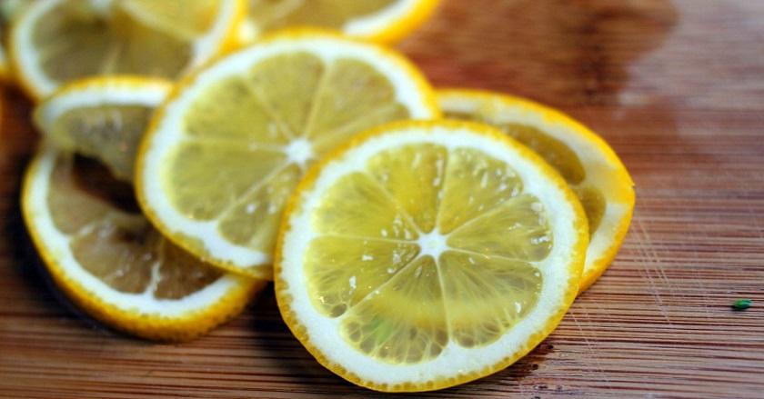 Замороженные лимоны