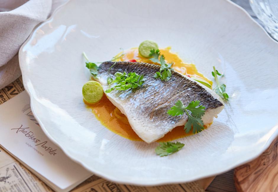 Рыба моей мечты: лучшие рецепты московских шеф-поваров