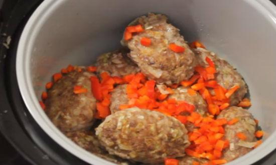 Ленивые голубцы в мультиварке. Рецепты приготовления с рисом, фаршем, капустой — быстро и вкусно