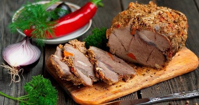 Буженина в домашних условиях — ррецепты из свинины, говядины, курицы и индейки, в духовке или в мультиварке