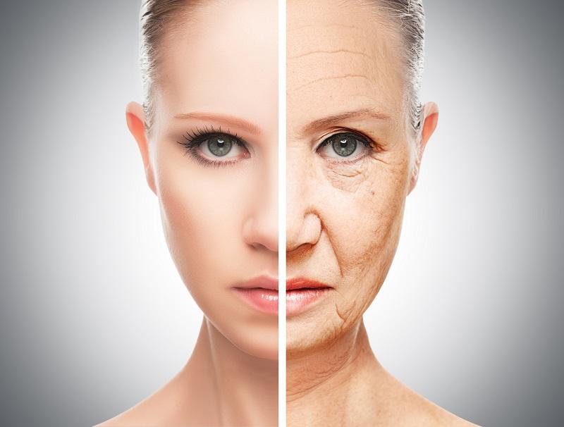 Самая эффективная диета для кожи лица.