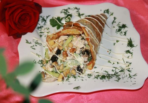 5 рецептов замечательных праздничных салатов