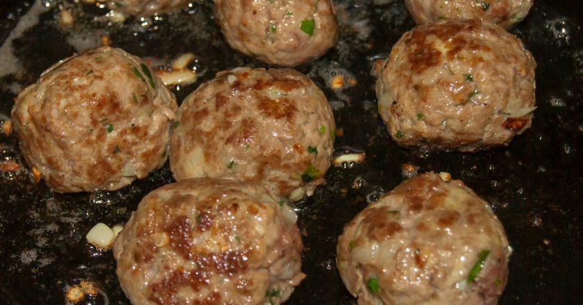 Льежские тефтели без грамма томатной пасты по традиционному бельгийскому рецепту