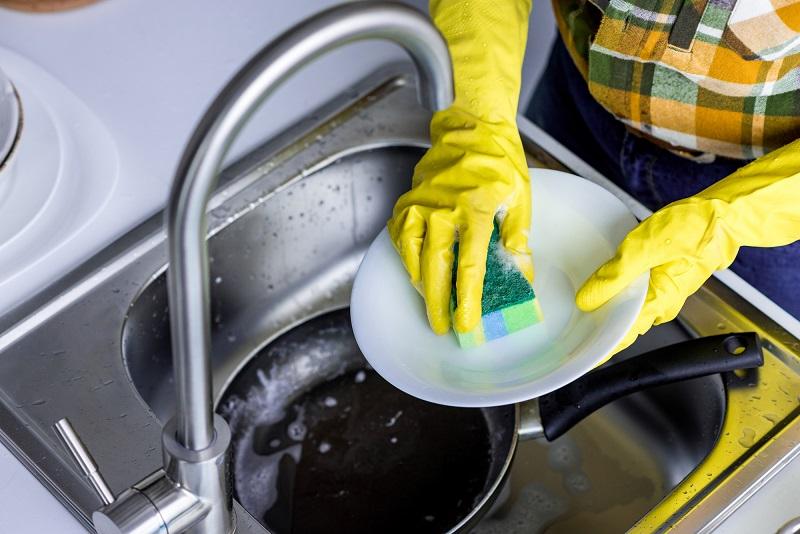 Коллекция натуральных средств для уборки дома