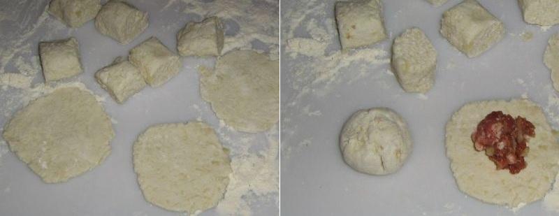 Как приготовить белорусские пызы: необычное тесто с мясом