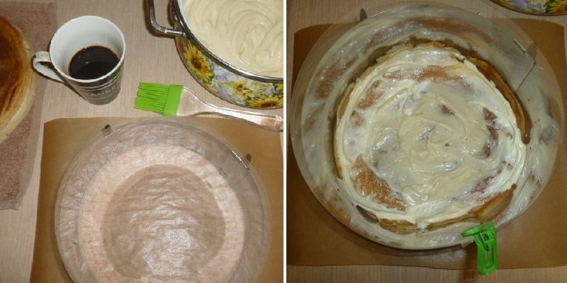 Как я готовлю из блинов необычный нежный торт «Тирамису» каждые выходные