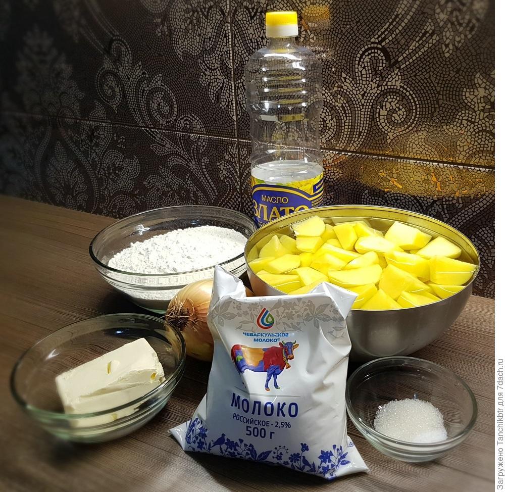 Кыстыбый плюс молоко – в детстве вес 60 кило - татарские лепешки