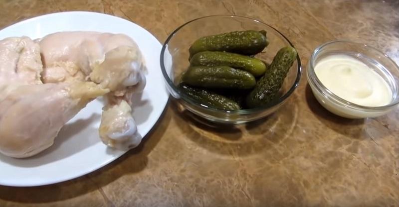 Закусочный мясной «Наполеон» (3 вида начинки)