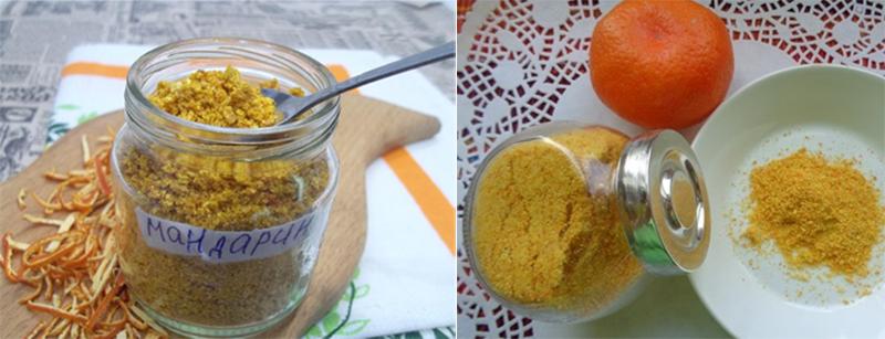 Нужно ли сушить апельсиновую цедру