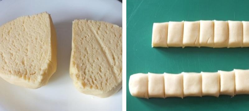 Нежное печенье «Песочный бриллиант»: рассыпается, едва коснувшись языка. Какой вкус.