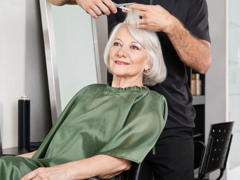 Какую короткую стрижку сделать женщине после сорока