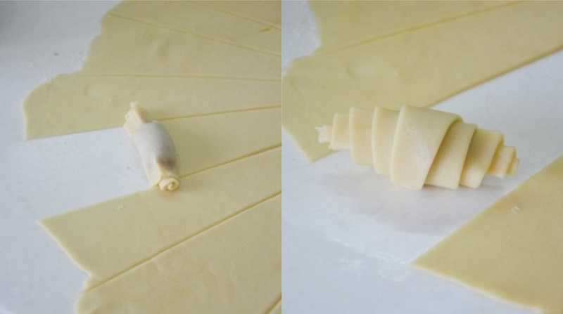 Рецепт рогаликов на сметане - хрустящие и самые вкусные, пальчики оближешь