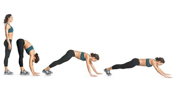 6 упражнений, которые сожгут жир на животе быстрее, чем что угодно еще! Не благодарите.
