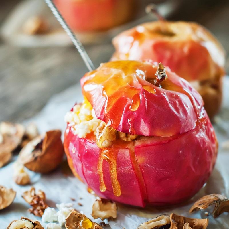 Печеные яблоки нормализуют углеводный обмен: 7 рецептов вечно стройных хозяек. Вот как сохранить всю пользу.
