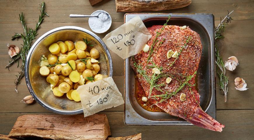 Как правильно запечь мясо и птицу - рецепты от крутого шеф-повара!