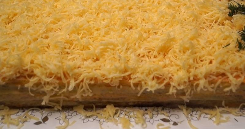 Как приготовить селедочный торт