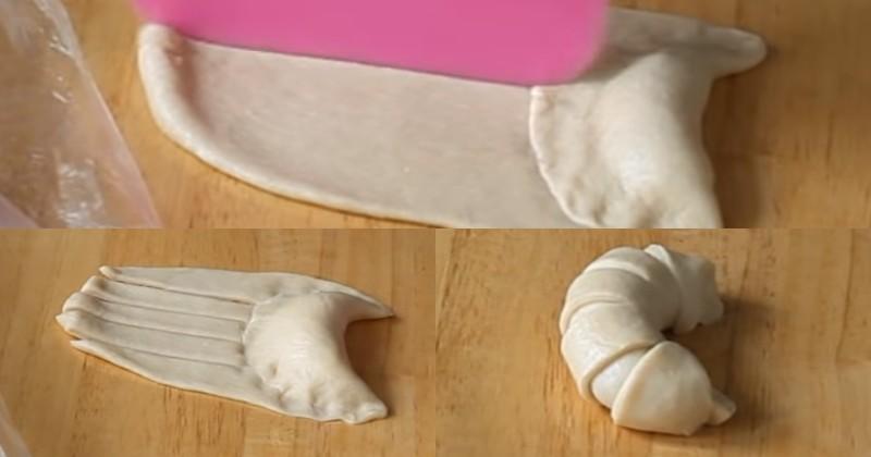 Дрожжевые рогалики на молоке: мягкие, пышные, ароматные, долго не черствеют.