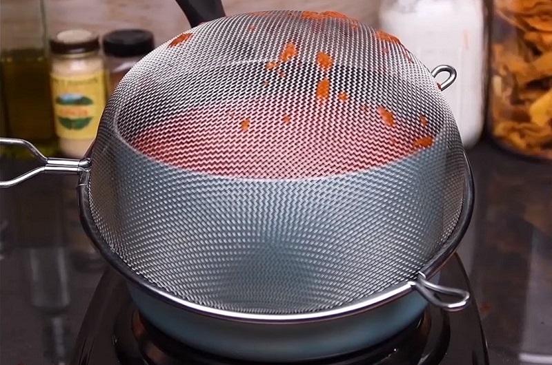 Десять способов применить сито в хозяйстве (не для макарон)