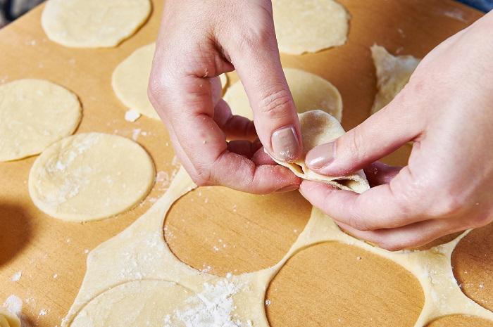 Идеальное тесто для пельменей «Без расклейки»! Ни одни магазинные не сравнятся.