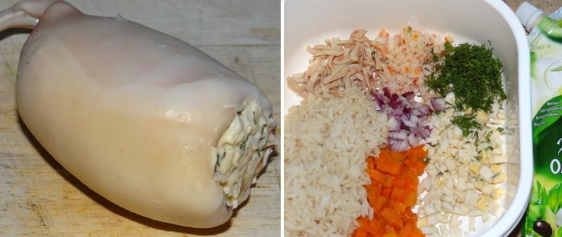 Вкусно до безумия: 6 праздничных салатов с крабовыми палочками.
