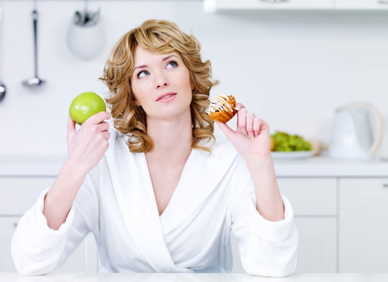 Как питаться после похудения, чтобы не поправиться?