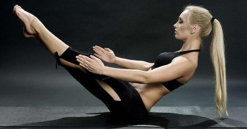 Эффективные и необычные упражнения для фигуры
