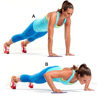 5 простых упражнений, чтобы подтянуть обвисшие руки!