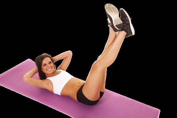 Делаем талию твоей мечты: 6 простых упражнений