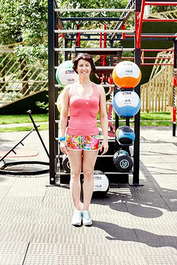 Тебе потребуется 25 минут в день, чтобы через месяц носить меньший размер одежды!