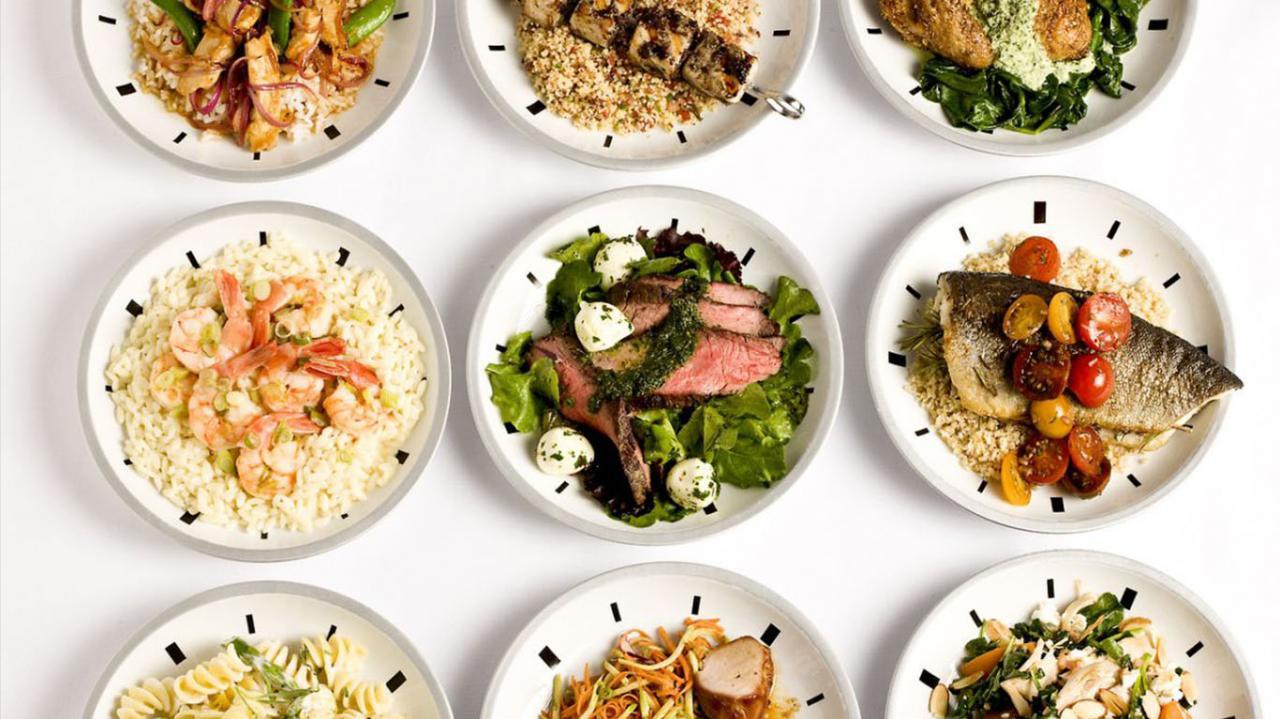 Правильный рацион: время, количество, продукты, блюда!