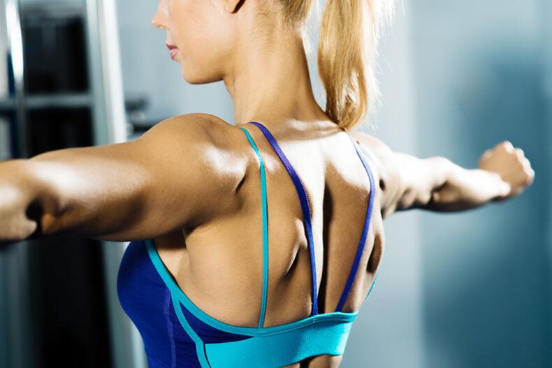 Суперкомплекс упражнений для красивых рук и плечь! - Попробуйте