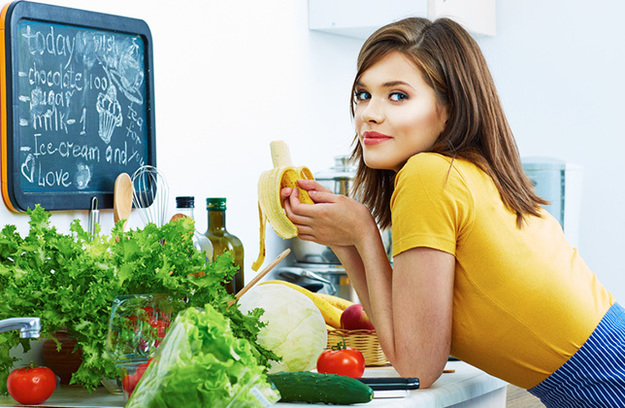Ценные советы: как правильно питаться женщинам