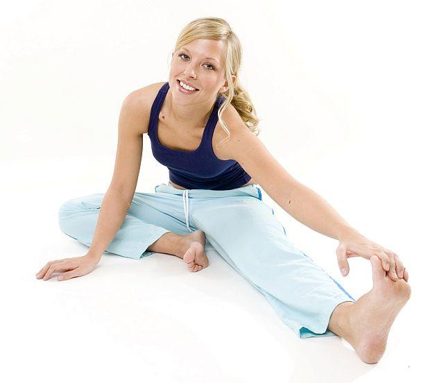 31 упражнение для растяжки всего тела!