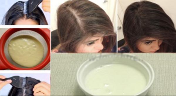 Ваши волосы будут расти действительно быстро: только 3 ингредиента и ваша чудодейственная маска для волос готова!