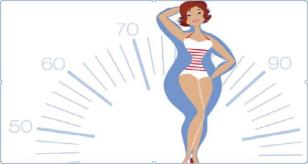 Почитайте, что вам понадобится, чтобы потерять лишние килограммы!