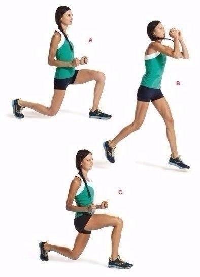 Экспресс тренировка за 10 минут!
