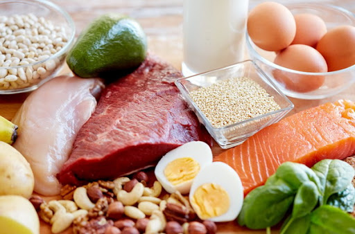 10 самых лучших продуктов для роста мышц
