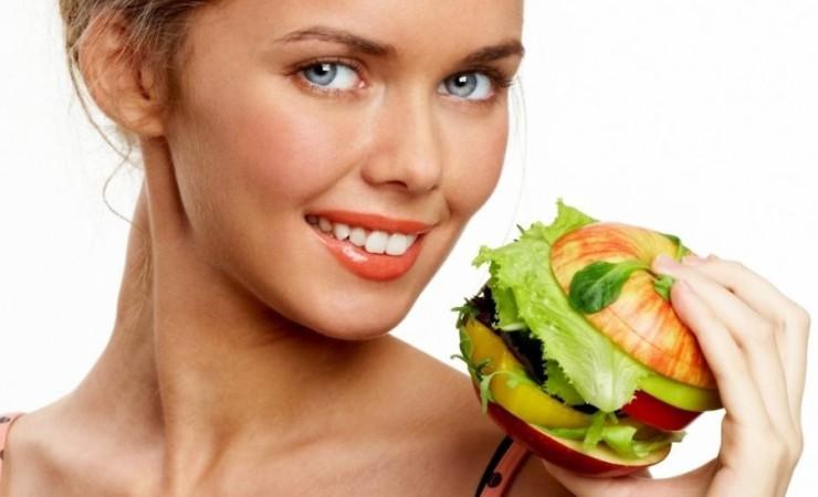 Диета для быстрого похудения: вегетарианская диета