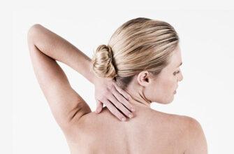 Упражнения йоги, которые помогут при боли в шее