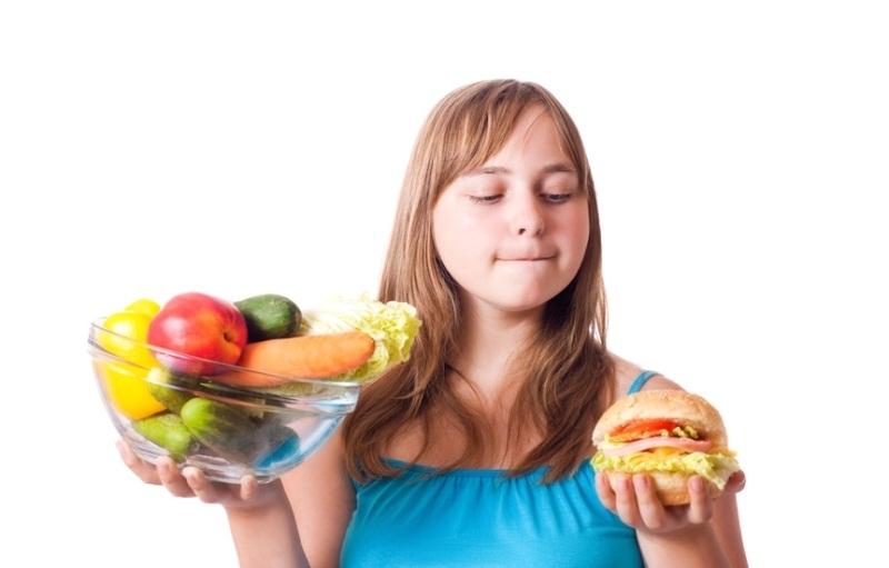 С проблемой лишнего веса сталкиваются не только взрослые люди, но и подростки. Эффективные диеты для подростков