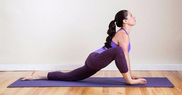 Растяжка для стройных и красивых бедер...в сезон коротких юбок, самый нужный комплекс упражнений!
